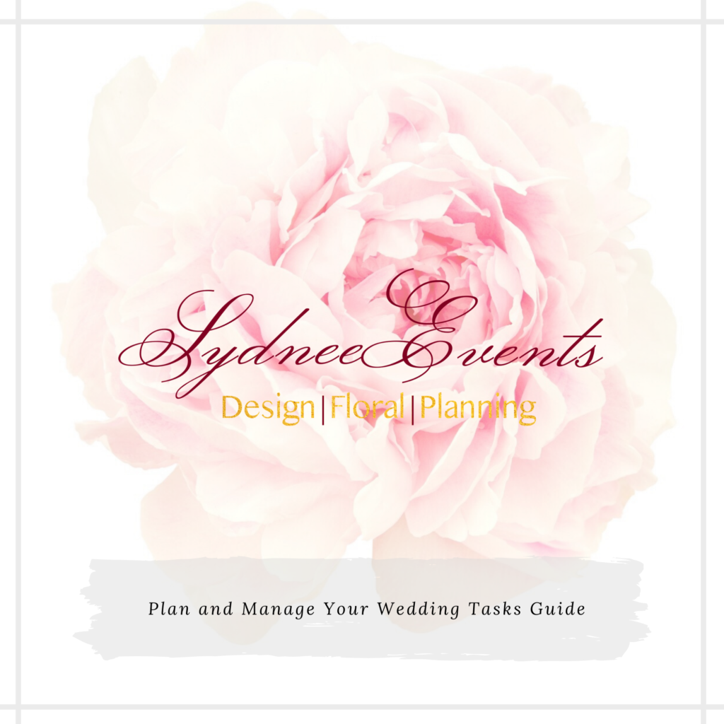 Plan & Manage Your Wedding Tasks